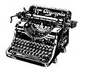 maquina-de-escribir-de-clip-art_436255